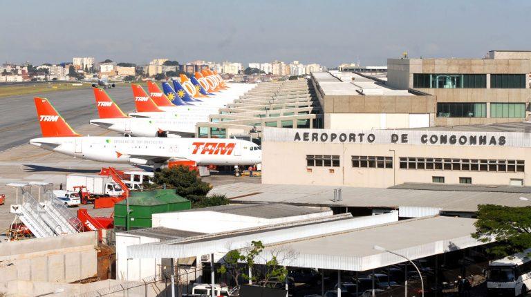 Aeroporto De São Paulo – Congonhas